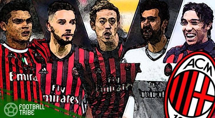 Barisan Mantan AC Milan yang saat Ini Mungkin Dirindukan