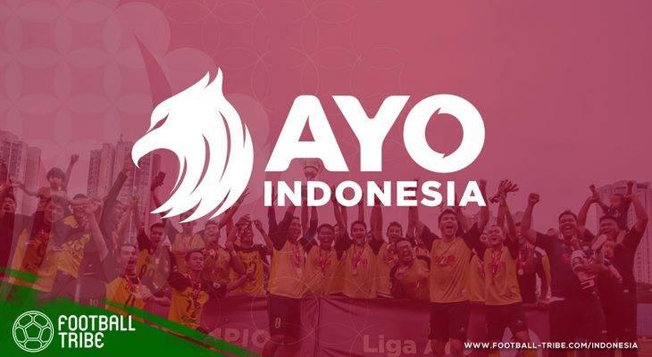 Football Tribe Indonesia Resmi Menjadi Media Partner untuk AYO Indonesia