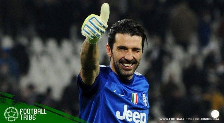 Demi Masa Depan Italia dan Juventus, Sebaiknya Gianluigi Buffon Pensiun di Akhir Musim Ini