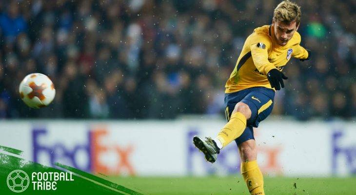 Antoine Griezmann akan Pindah ke Barcelona di Musim Panas 2018!
