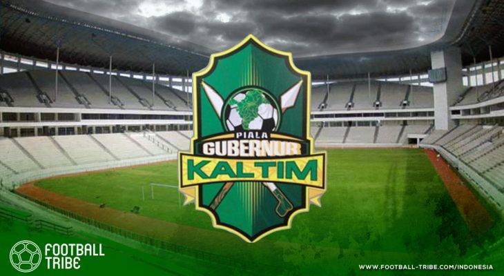 Hadiah Piala Gubernur Kaltim II yang Tak Kalah Menggiurkan dari Piala Presiden 2018