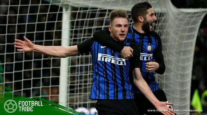 Cermat Maksimalkan Bola Mati, Inter Akhirnya Menang (Lagi)