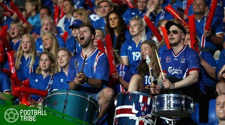 20 Persen Populasi Islandia Pastikan Berangkat Menonton Piala Dunia 2018!
