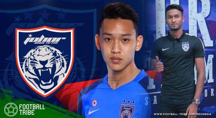 Johor Darul Ta'zim Kirim Dua Pemain Muda yang Tak Terlalu Bersinar ke Portugal