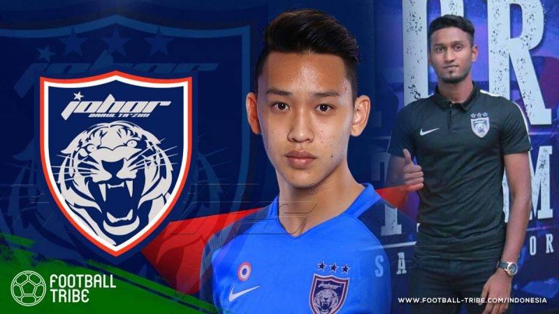 Johor Darul Ta'zim (JDT) telah mengumumkan