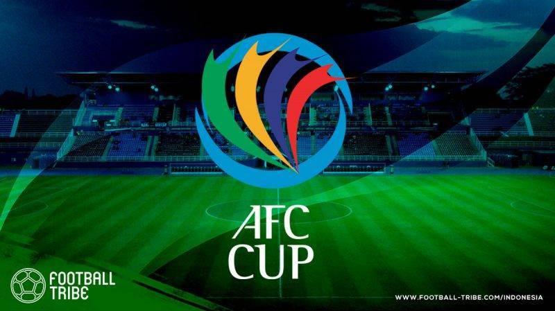 sembilan grup di Piala AFC 2018
