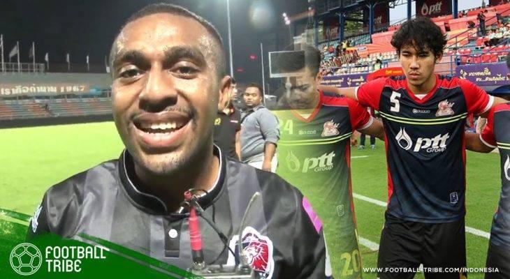 Klub Terens Puhiri dan Ryuji Utomo Puncaki Klasemen di Pekan Kedua Liga Thailand