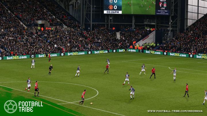 diskriminasi yang terjadi di Inggris Liga Inggris musim 2017/2018