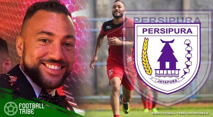 Putus dari Madura United, Marcel Sacramento Jalin Kesepakatan dengan Persipura Jayapura