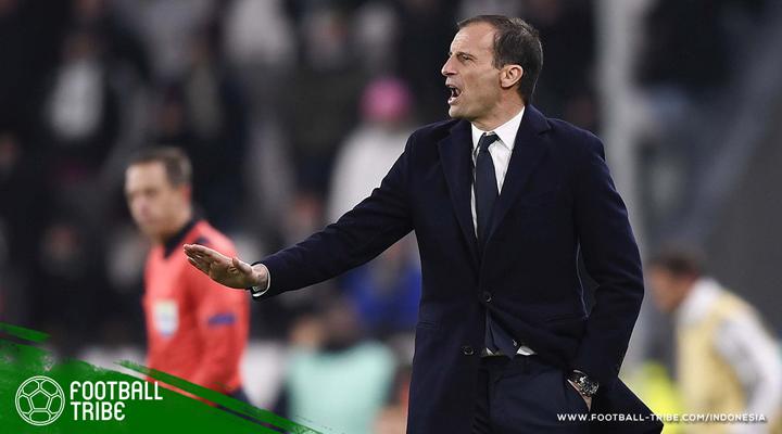 Pertaruhan Nama Baik Massimiliano Allegri dan Juventus di Eropa