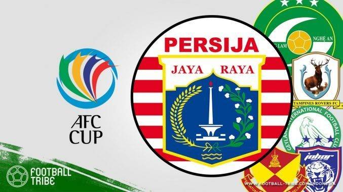 Persija tanpa Ismed Sofyan dan Marko Simic di Laga Kontra Johor Darul Ta'zim