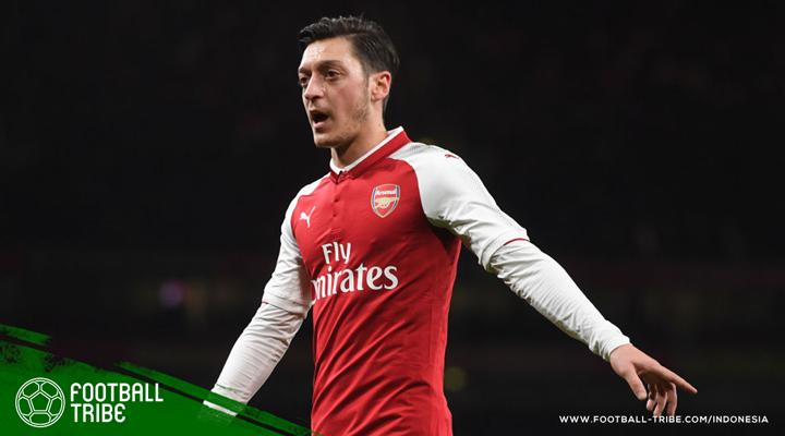 Perpanjangan Kontrak Mesut Özil Sempurnakan Bulan Januari Arsenal