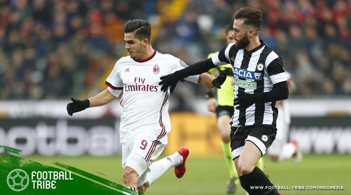 Lagi-lagi AC Milan Gagal Menang Karena 'Ulah' Pemainnya Sendiri