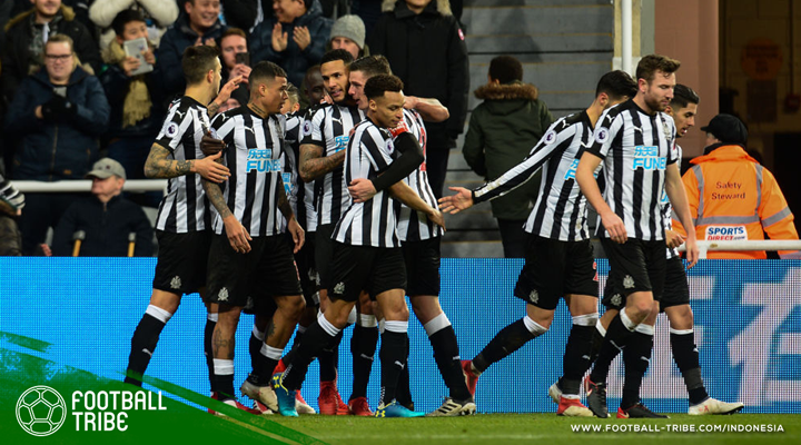 Skuat Toleran Agama di Newcastle United