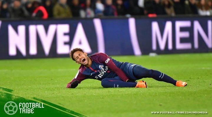 Cedera Neymar yang Menjadi Tangis Publik Paris