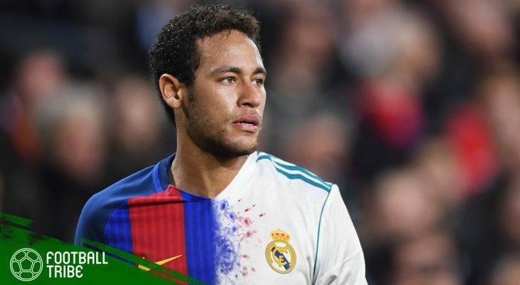 'Kembali' ke Santiago Bernabeu, Fragmen Karier Neymar dan Real Madrid yang Belum Berujung