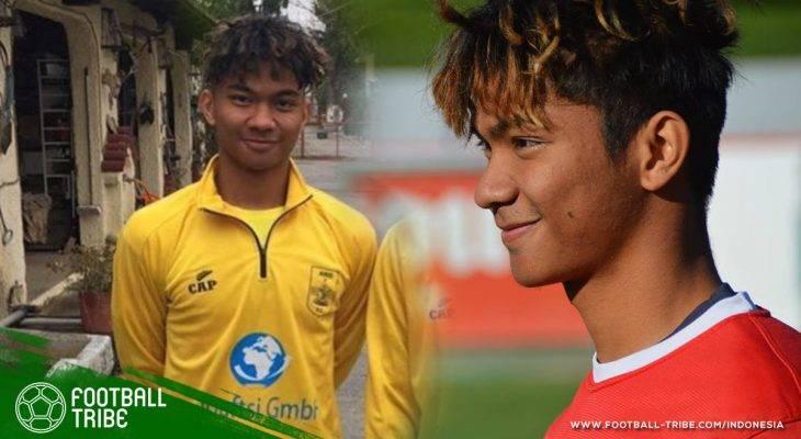 Nicholas Pambudi, Pemuda 18 Tahun dari Indonesia yang Gabung Klub Yunani