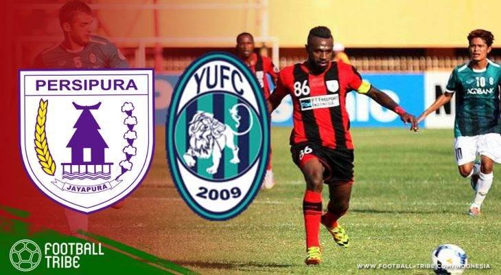 Yangon United dan Mimpi Buruk 9 Gol di Stadion Mandala Jayapura