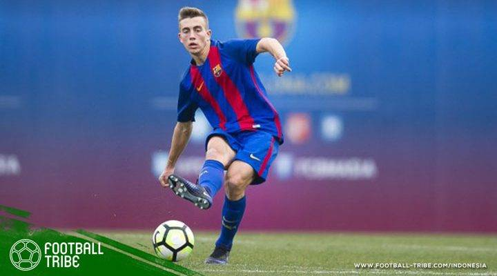 Beberapa Penggawa Barcelona B yang Seharusnya Sudah Dipromosikan ke Tim Utama