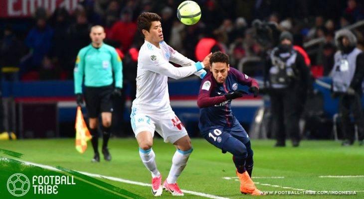 PSG Menangi Laga Klasik, Neymar Cedera