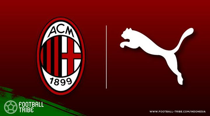 Bersama AC Milan, PUMA Awali Petualangannya di Serie A