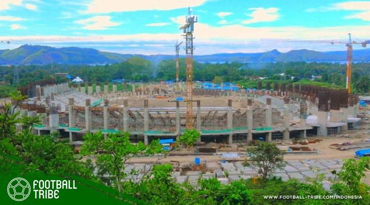 Stadion Papua Bangkit: Proyek Ambisius untuk Menemani Kemegahan Gelora Bung Karno di Indonesia