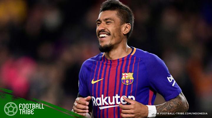 Paulinho: Awalnya Tak Diinginkan, Kini Menjadi Pemecah Rekor