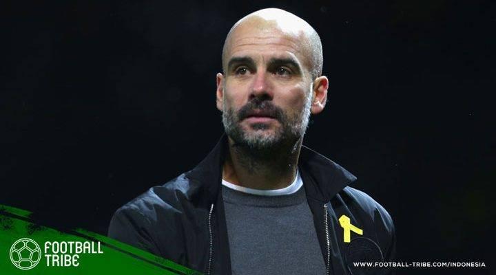 Pep Guardiola akan Perpanjang Kontrak di Manchester City