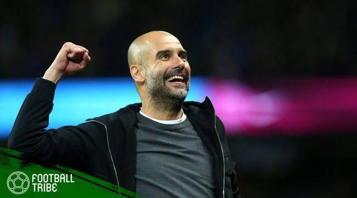 Langkah Cerdik Pep Guardiola Ketika Sebut Manchester City Belum Siap Menangi Liga Champions