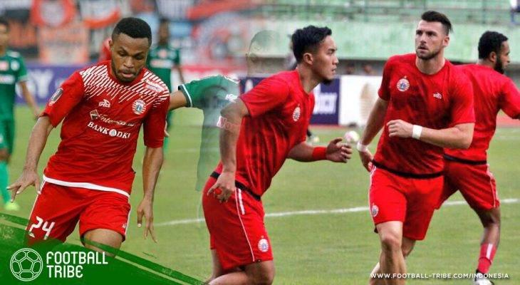 Tampil dengan Tim Utama di Leg Kedua, Persija Melenggang Mulus ke Final Piala Presiden 2018