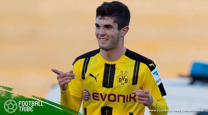 Menengok Mewahnya Koleksi Wonderkid Borussia Dortmund