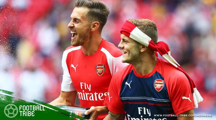 Ramsey dan Wilshere Segera Susul Ozil Perpanjang Kontrak