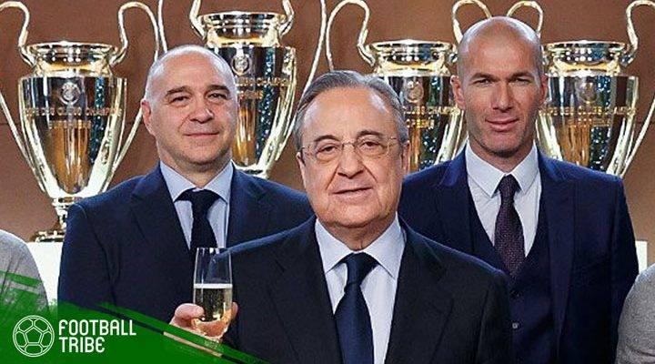 Real Madrid akan Gelontorkan 600 Juta Euro di Musim Panas Nanti