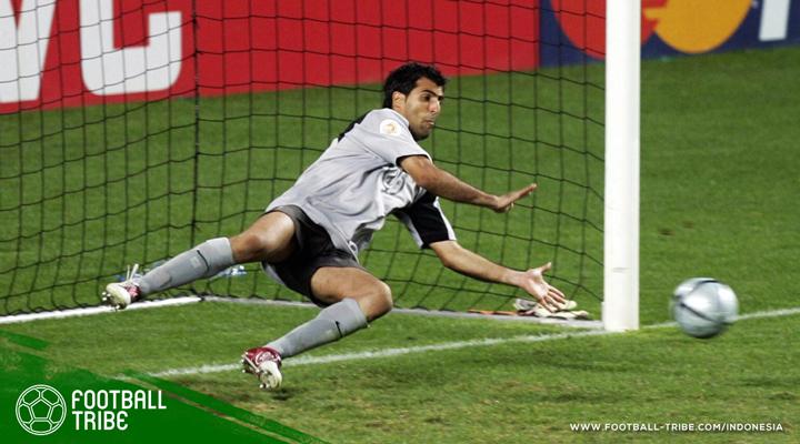 Ricardo, Monster yang Menaklukkan Timnas Inggris dalam Dua Adu Penalti