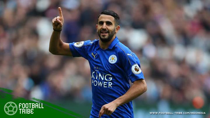 transfer Mahrez