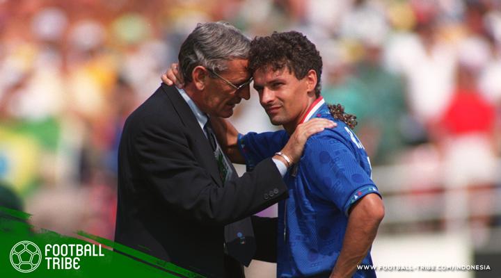 Hikayat Roberto Baggio dan 21 Pelatihnya (Bagian 1)