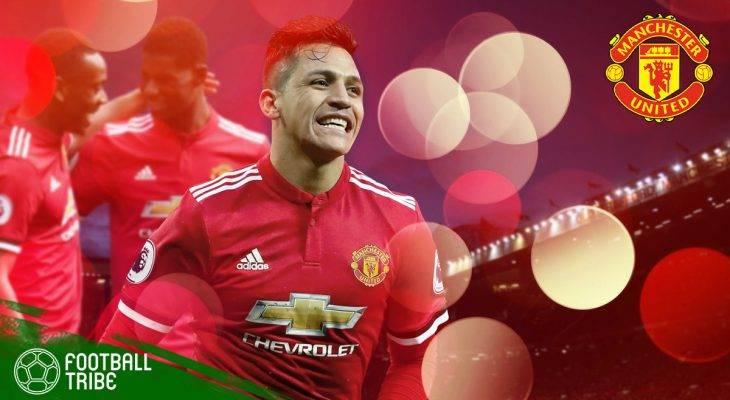 Alexis Sanchez yang Menentukan Nasib Anthony Martial dan Marcus Rashford di Manchester United