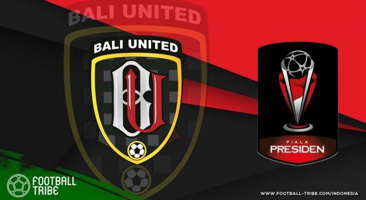 Semifinal Piala Presiden 2018: Taring Tajam Bali United