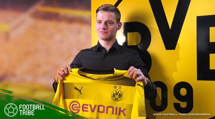 Sergio Gómez, Remaja Didikan Barcelona yang 'Dicuri' Borussia Dortmund