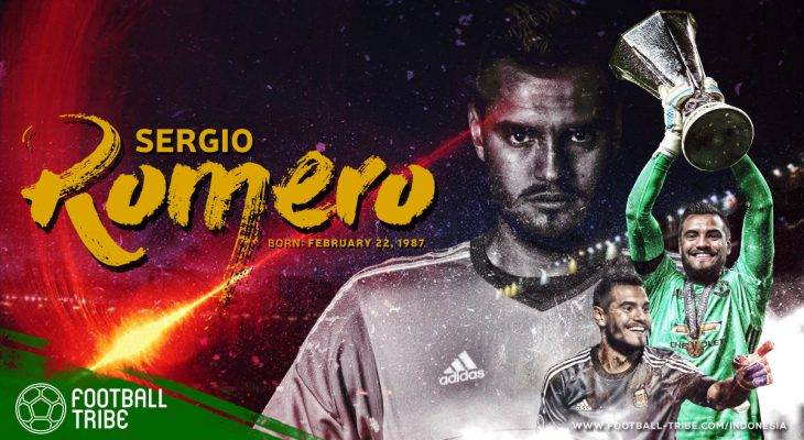 Sergio Romero, Merangsek ke Tim Utama Berkat Musibah Kiper Lain