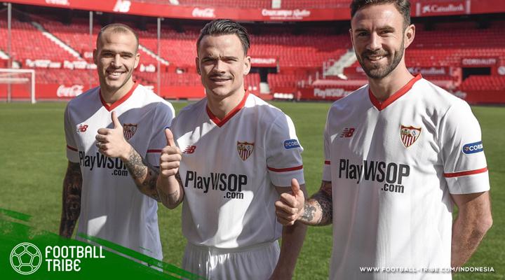 Transfer Cerdas ala Montella: Membangun Ulang Skuat Sevilla Bermodalkan Pinjaman