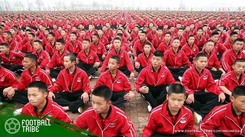 akademi sepak bola kungfu