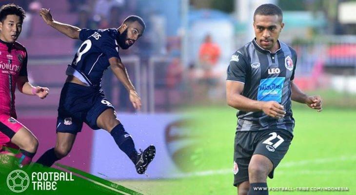 Dua Alumni Liga 1 Masuk Daftar 10 Besar Pemain Baru yang Berbahaya di Liga Thailand