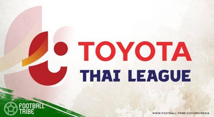 Best XI Thai League 1 2018