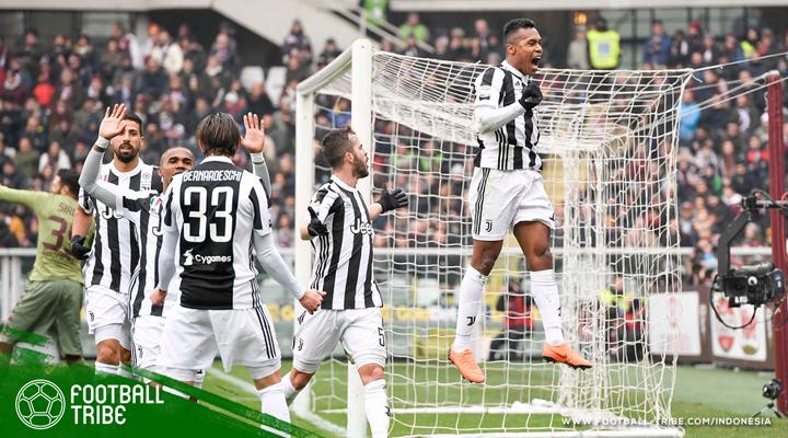 Juventus Kembali Kalahkan Torino Dalam Derby Della Mole
