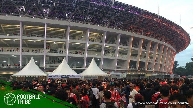 pengelola Stadion Utama Gelora Bung Karno