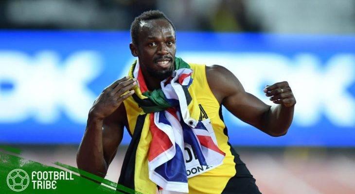 Usain Bolt Resmi Jadi Pesepak Bola Setelah Gabung Klub Afrika Selatan