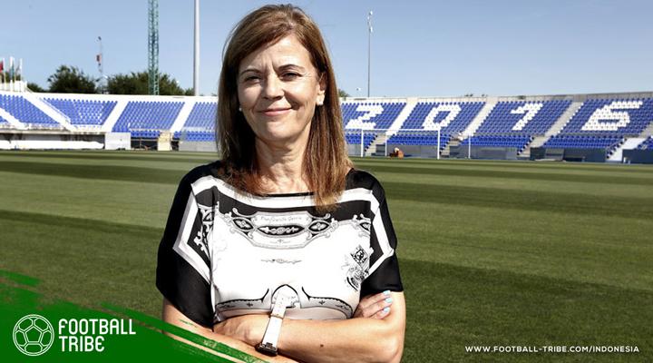 Leganés, Buah Kerja Keras Presiden Klub Wanita Pertama di Spanyol