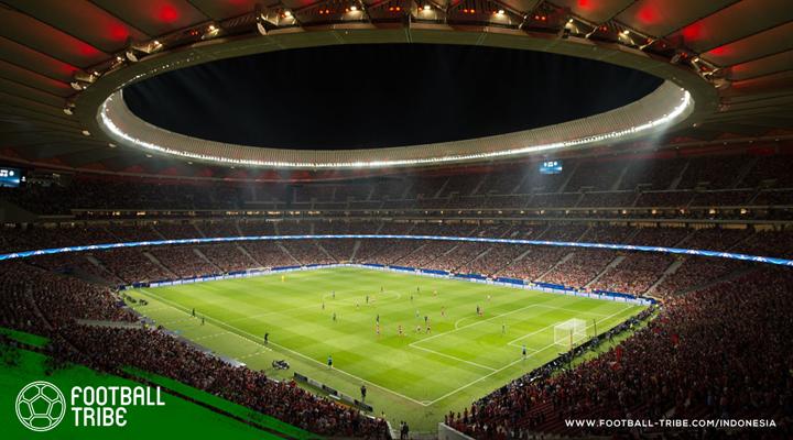 Stadion Wanda Metropolitano Jadi Arena Final Piala Raja Spanyol Musim Ini