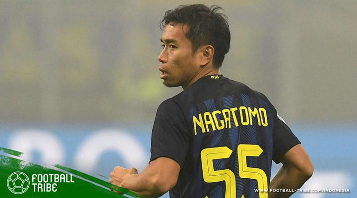 Yuto Nagatomo dan Sederet Momen Tak Terlupakan di Internazionale Milano